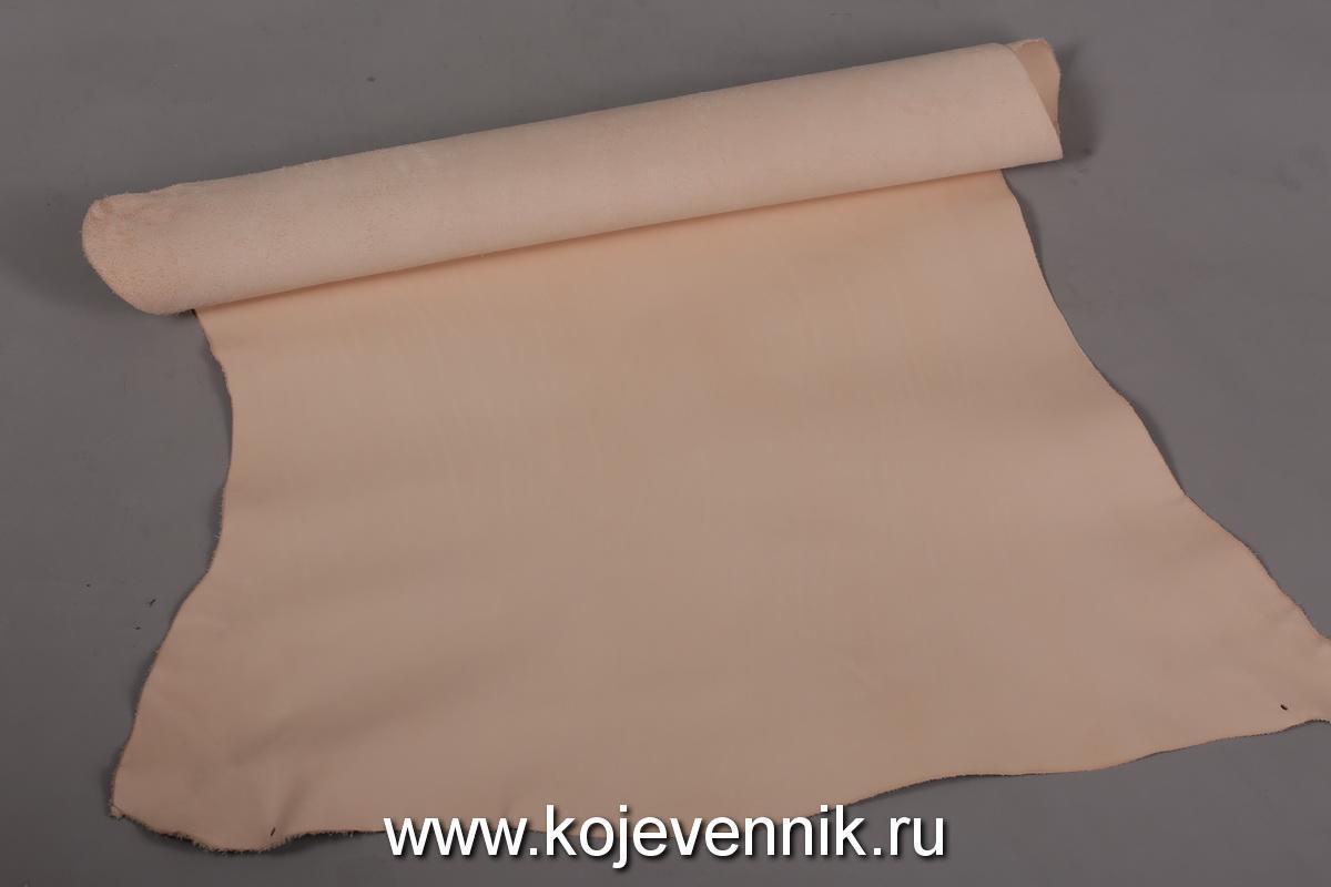Кожа натуральная - Полу кожа растишка 1,0-1,2; 1.6-1.8; 2,4-2,6; 3,1-3,5