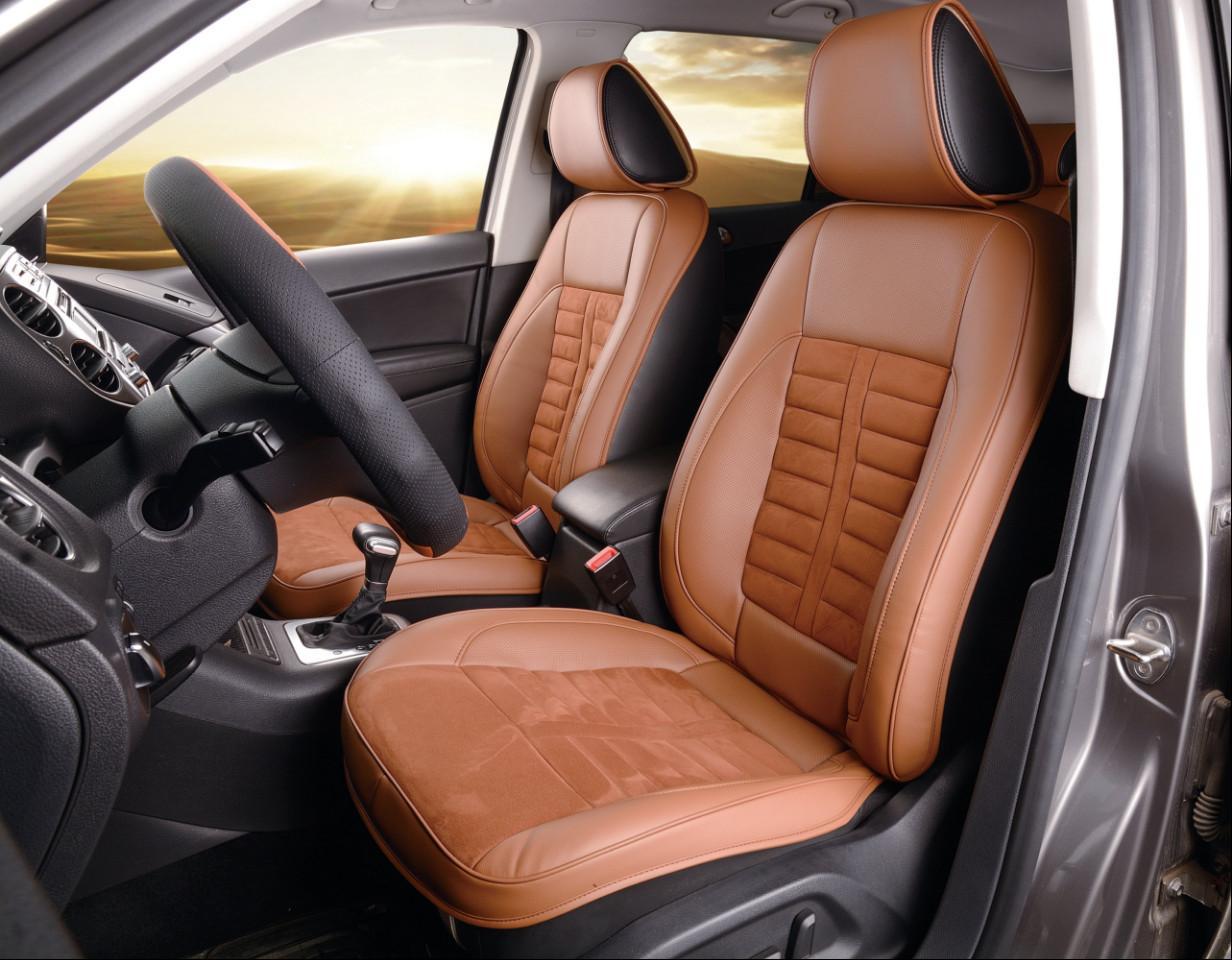 Руководство по обивке автомобильных сидений кожей
